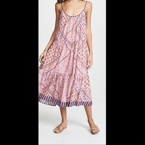 NWT. XIRENA Tierney Dress. Small. Texas Rose.
